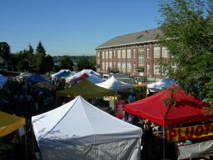 Help improve the Phinney Farmers Market