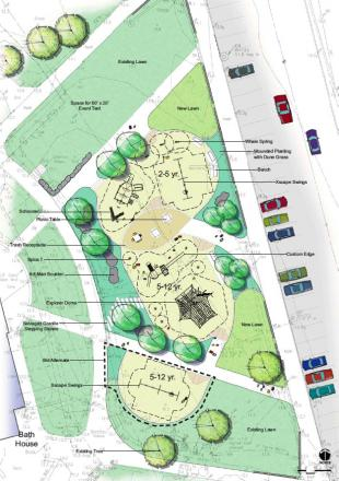 New Golden Gardens playground design finalized