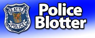 Police Blotter: Burgled by a discerning thief