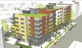 """Ballard West"" proposal received conditional approval"