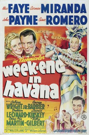 Poster - Week-End in Havana_01.jpg