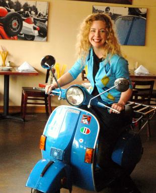 Café Revò's owner says she's back on track