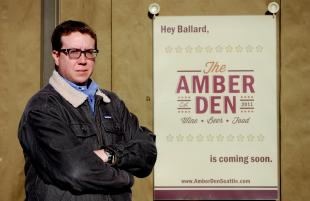 Things are brewing in Ballard: The Amber Den to give Ballard what it's been missing