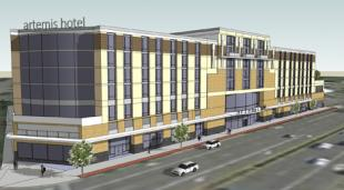 New hotel breaks ground July 27 in Des Moines