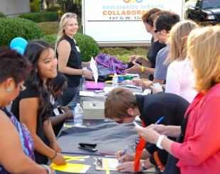 UPDATE: Community Schools Collaboration holds block party fundraiser