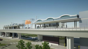 Sen. Murray joins officials in breaking ground for new SeaTac light-rail station