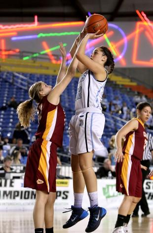 SLIDESHOW: Mt. Rainier girls reach final