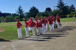 Spokane South LL falls to West Seattle Majors