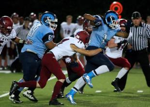 SLIDESHOW: Rams bested by Bethel Braves