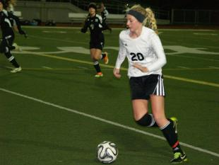SLIDESHOW: Kennedy Catholic girls' soccer stay at state is short