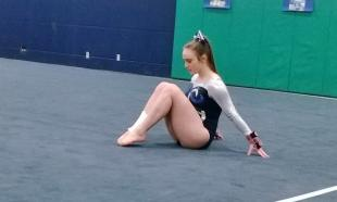 Ram gymnastics readies for post season