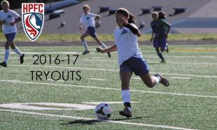 Highline Premier FC hosting tryouts for the 2016-17 season