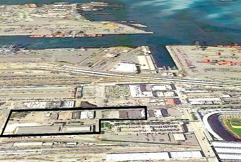 Proposed arena interferes with Port traffic