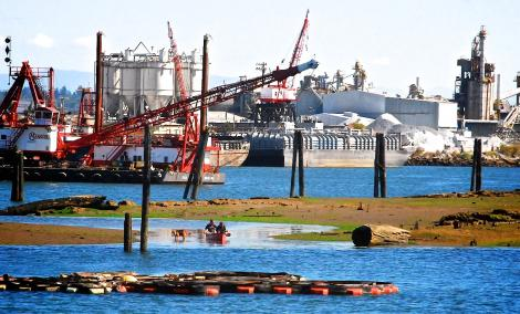 The Environmental Protection Agency is proposing a clean up of the Lower Duwamish River Waterway which has been a heavily contaminated Superfund Site for decades. They are seeking public comment on the plan. However, the Duwamish River Cleanup Coalition says the plan falls short.
