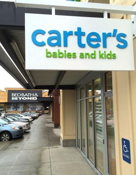 Carters Baby Logo Update Carter's Babies And