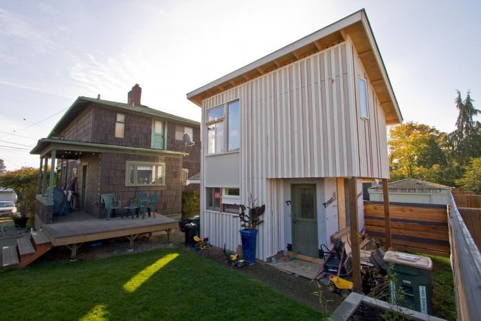 Seattle Backyard Cottage Design Challenge : Council allows backyard cottages citywide  West Seattle Herald