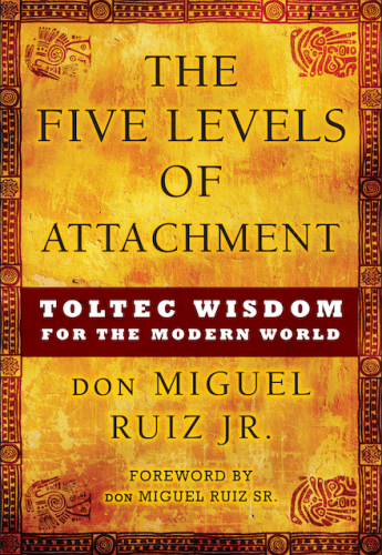Five Levels of Attachment Book Cover
